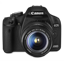 Canon 500D front up Icon