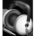 Default white headphones-128