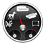 Simpsons Dashboard icon