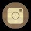 Retro Instagram Rounded Icon
