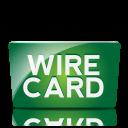 Wire card-128