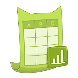 Excel green