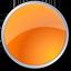 Circle orange icon