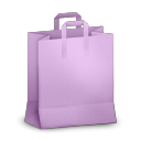 Paperbag Purple-128