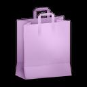 Paperbag Purple-128