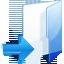 Folder Sent Mail icon