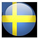 Sweden Flag-128