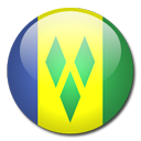 Saint Vincent and the Grenadines Flag-128