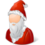 Santaclaus Male icon