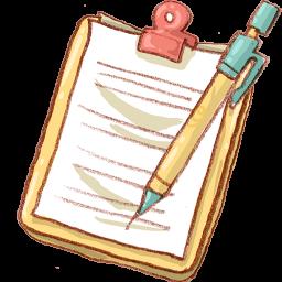 Notepad Yellow Mechapencil