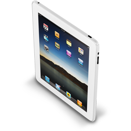 New iPad White