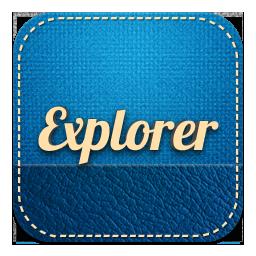 Internet Explorer retro
