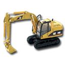 Hydrolic Excavator-128