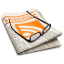 Feed Newspaper Icon