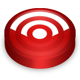 Rss red circle