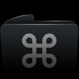 Folder black cmd