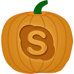Skype Pumpkin