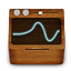 Wooden Monitoring icon