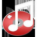 iTunes Red-128