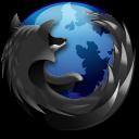 Black Firefox