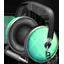 Tacheon Tapestry headphones Icon