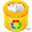 Full Recycle Bin icon