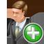 Administrator Add icon