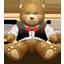 Gift Brown Bear-128