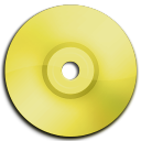 Cd DVD Yellow-128