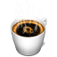 Hot Cup Of Coffee Icon