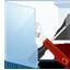 Tools blue Icon