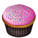 Cupcakes pink-128