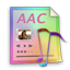 Aac files icon