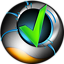 Orb check icon