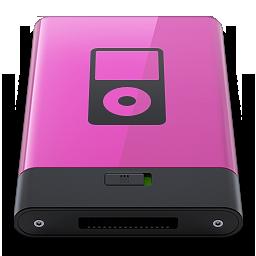 HDD Pink iPod B