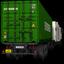 Evergreen Truck Icon