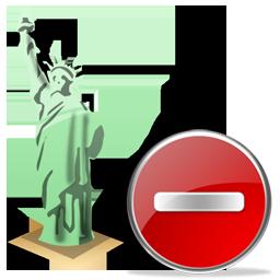 Statue of Liberty Delete