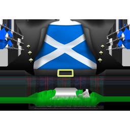 iScot big flag