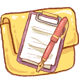 Folder Notepad