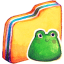 Froggy Folder icon