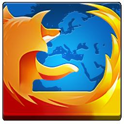 Firefox square