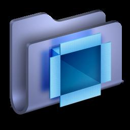DropBox Blue Folder