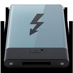 HDD Graphite Thunderbolt B