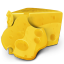 Compurter Cheese Icon