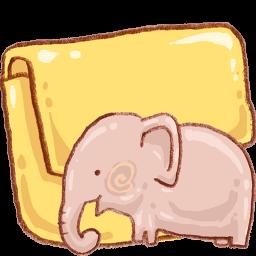 Folder Elephant