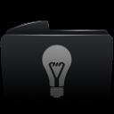 Folder black idea-128