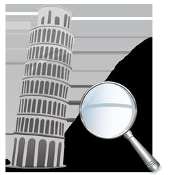 Tower of Pisa Zoom