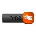 Follow Digg gray red-128