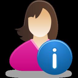 Female user info