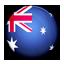 Flag of Cocos Islands icon